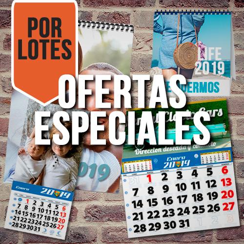Ofertas de Calendarios