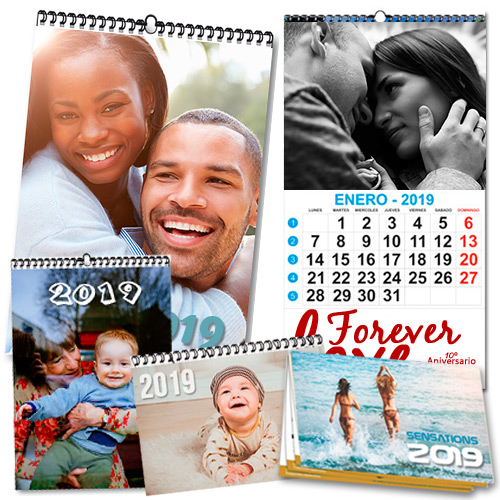 Foto Calendarios