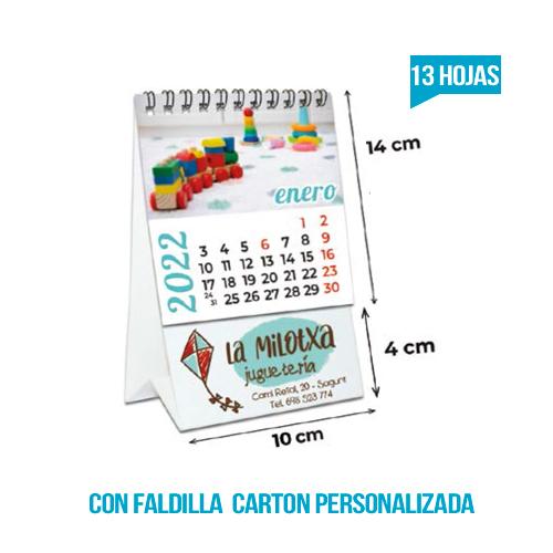 calendario 10x14 todo color