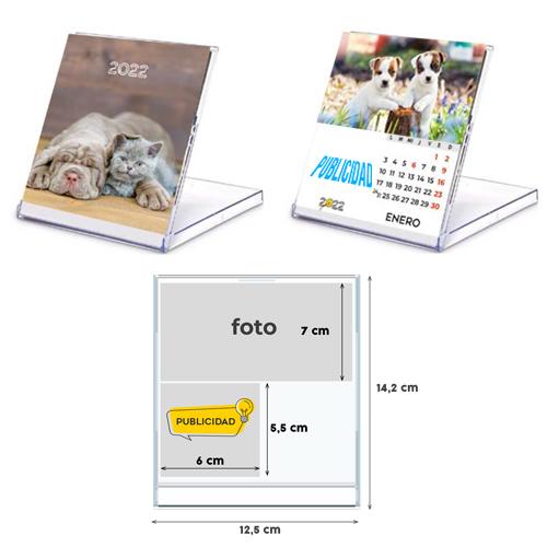 calendario sobremesa grande CD